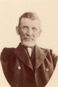 Peter Jensen - Gårdmann på Gjellestensgård